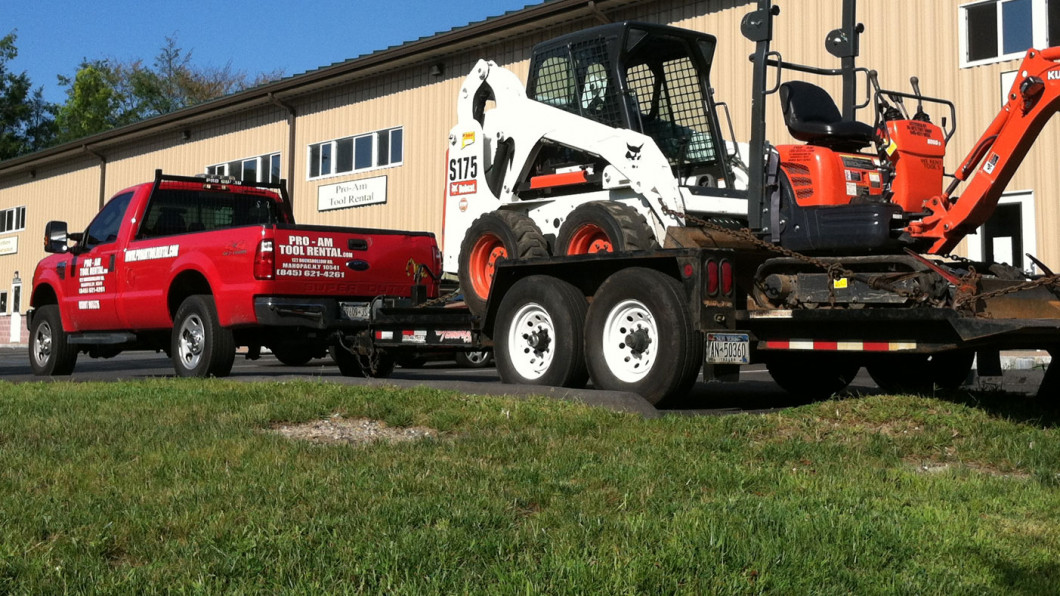 Industrial Tool & Construction Equipment Rental: Yorktown