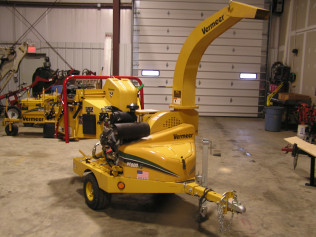 "BC 600 6"" Brush Chipper"