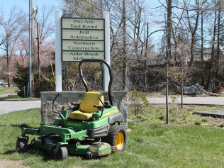 "60"" Riding Mower"