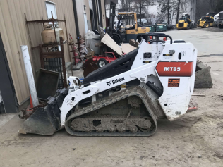 Bobcat MT85 Mini Skid Steer
