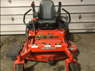 "54"" Ride on Mower"